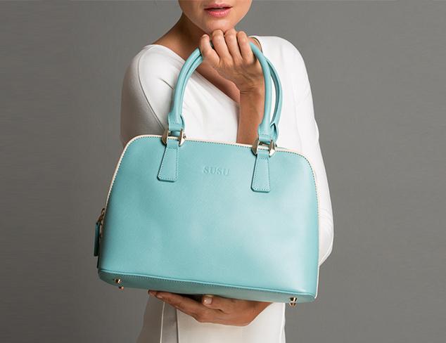 Up to 70% Off: SUSU Leather Handbags at MYHABIT