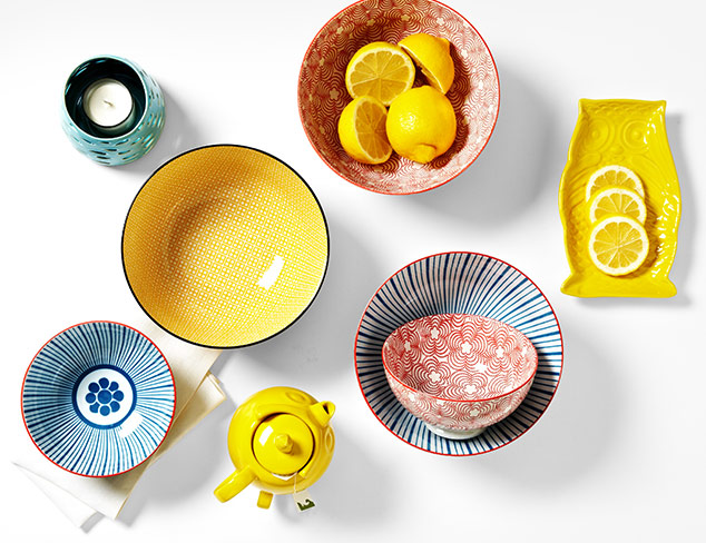 Up to 70% Off: The Colorful Kitchen at MYHABIT