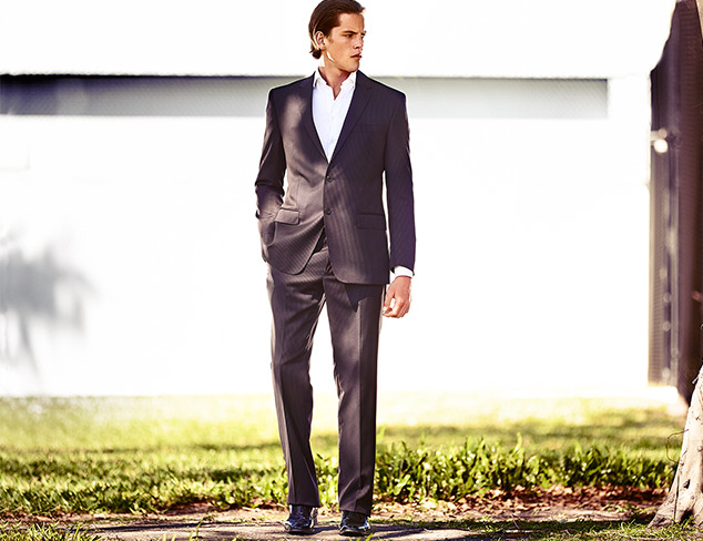 Up to 75% Off: Luxury Sportcoats & Trousers at MYHABIT