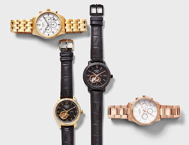 Watches feat. Jorg Gray at MYHABIT