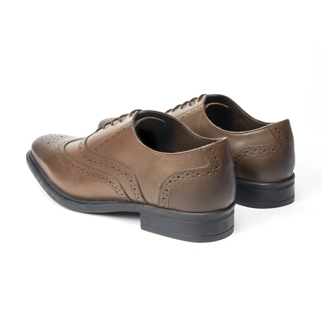 Redfoot Brogue in Brown