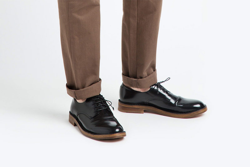 Buttero Idea Plain Toe Blucher