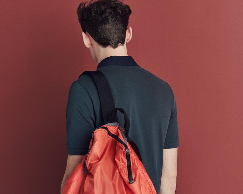 Christopher Raeburn Contrast Packaway Backpack