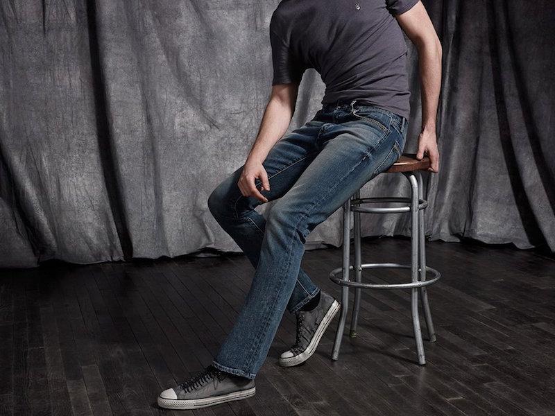 John Varvatos Star U.S.A. Bowery Jean