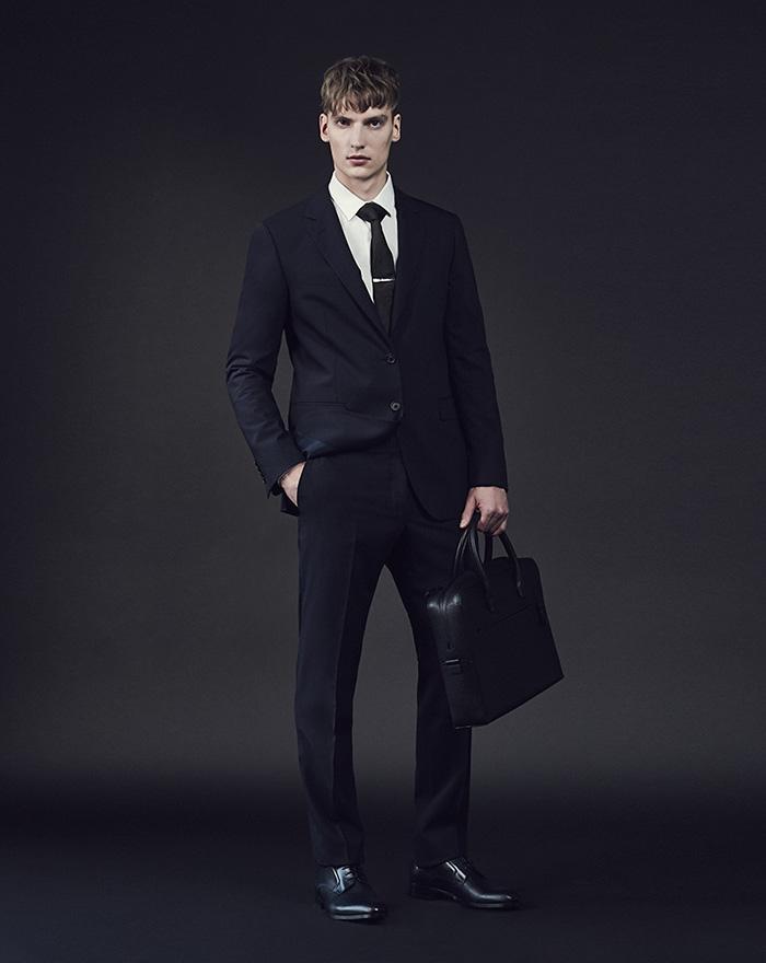 Lanvin Leather Briefcase