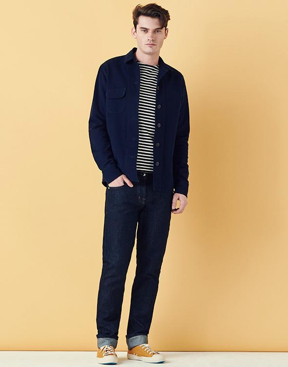 Simon Miller M053 Beckley Denim Jacket