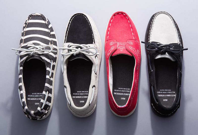 Sperry x Band of Outsiders Spring 2015 Collection_2