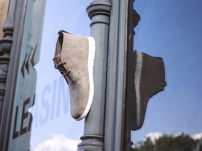 UGG Australia Freamon-Suede Chukka Boots