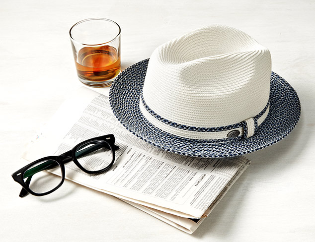 $49 & Under Hats feat. Bailey of Hollywood at MYHABIT