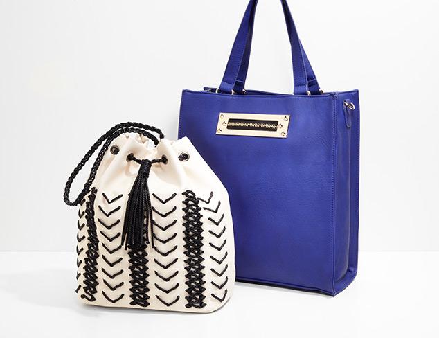 $49 & Up Handbags feat. Nila Anthony at MYHABIT