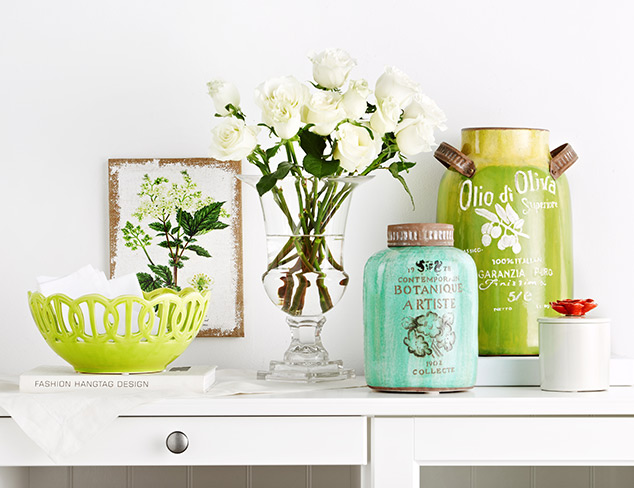 70% Off: Botanical Décor at MYHABIT