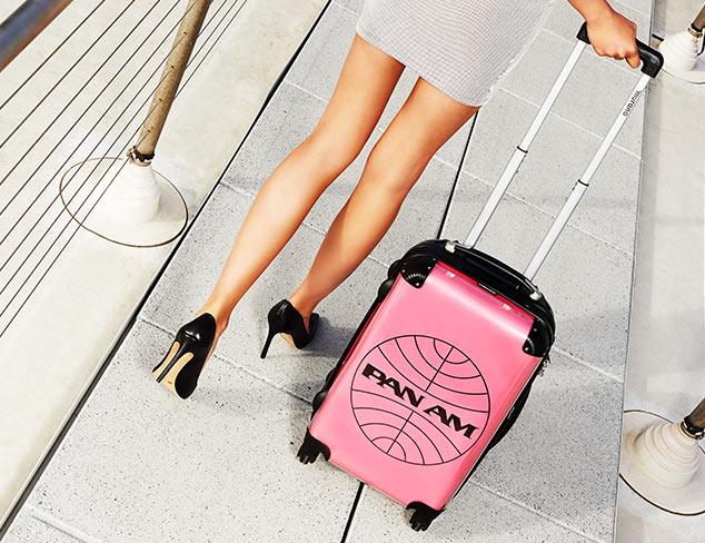 $89 & Up Hardcase Luggage at MYHABIT