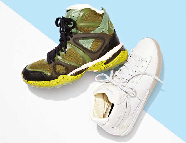 Beyond the Gym: Sneakers at MYHABIT