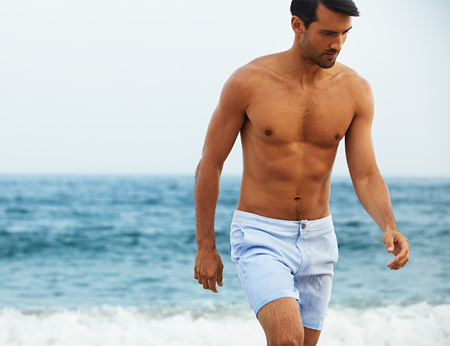 Boardshorts & Trunks feat. Onia at MYHABIT