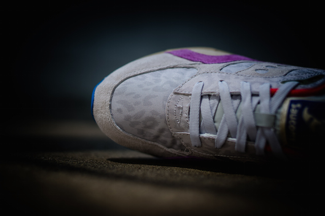 Bodega x Saucony G9 Shadow 6 Pattern Recognition Grey Purple_3