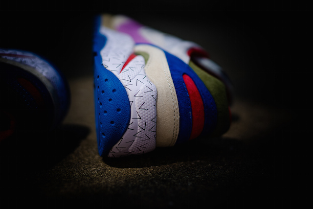 Bodega x Saucony G9 Shadow 6 Pattern Recognition Grey Purple_4