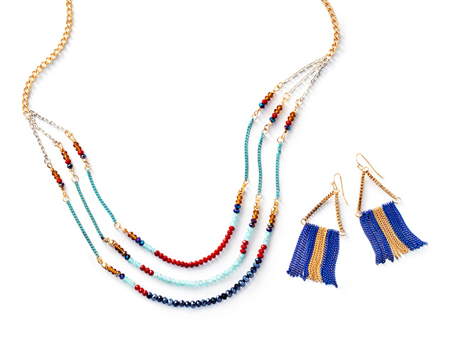 Bohemian Jewelry by Stella & Ruby at MYHABIT