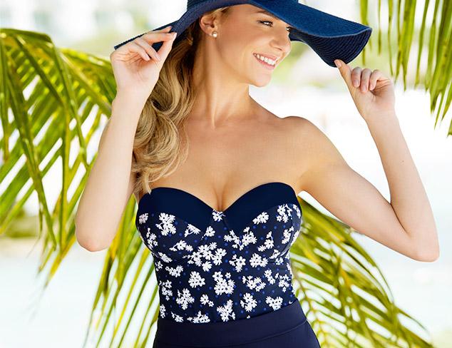 Christina Swimwear at MYHABIT