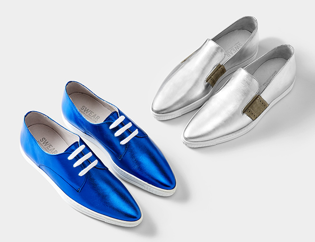Contemporary Cool Shoes for Every Season at MYHABIT