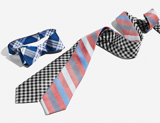 Contemporary Neckwear feat. Vince Camuto at MYHABIT