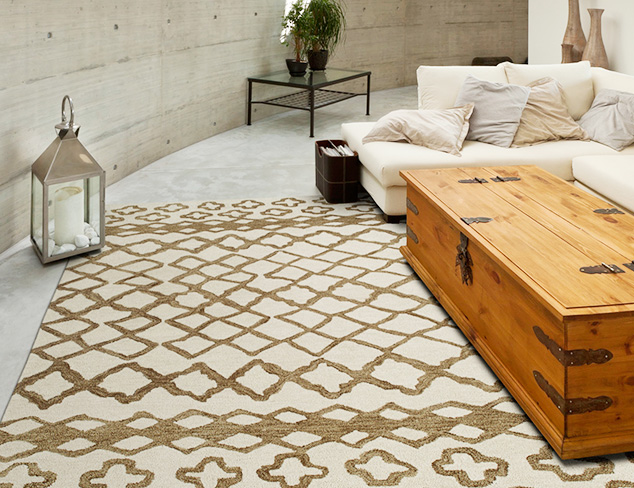 Durable Wool Rugs at MYHABIT