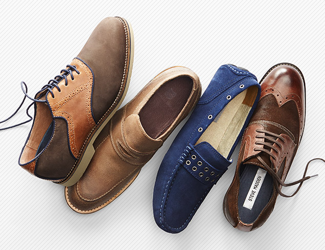 Everyday Casual Oxfords & Loafers at MYHABIT