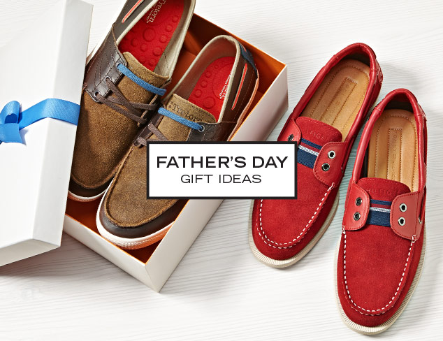 Father's Day Gifts Boat Shoes at MYHABIT