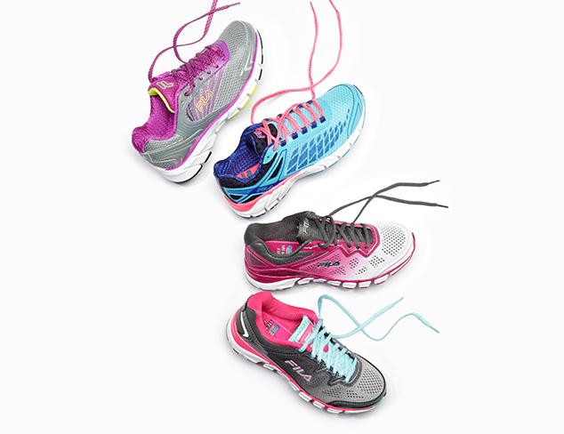Fila Running Shoes at MYHABIT