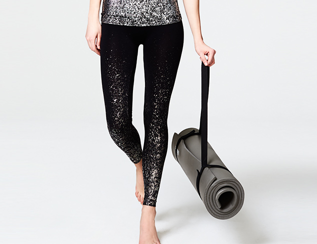 Fitness Focus: Leggings, Shorts & More at MYHABIT