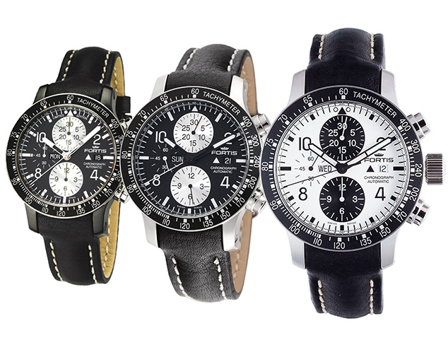 Fortis Watches at MYHABIT