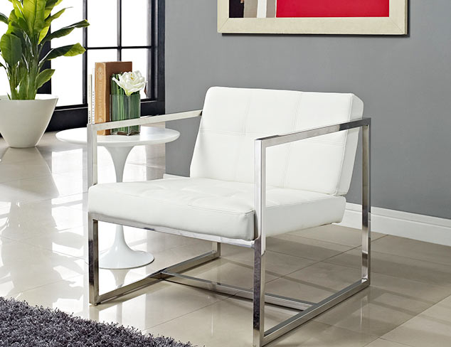 Furniture Feature Last Look: White & Marble at MYHABIT
