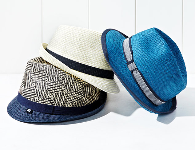 Headed for the Beach Summer Hats at MYHABIT