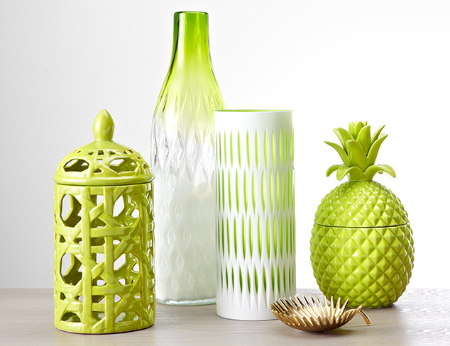 Inspired by the Islands: Tropical Décor at MYHABIT