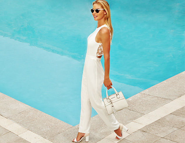 It's Time to Wear White at MYHABIT