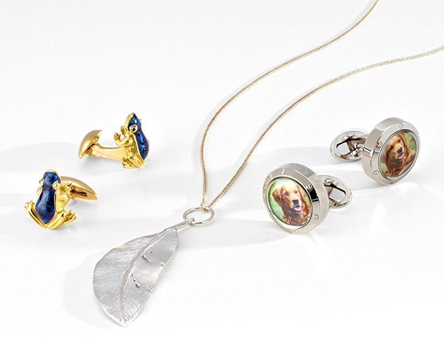Jan Leslie Jewelry & Cufflinks at MYHABIT