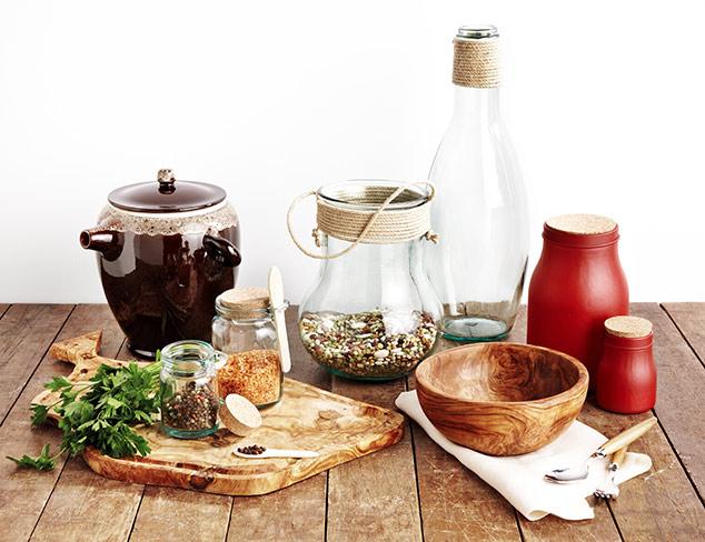 Kitchen Inspiration Rustic European at MYHABIT