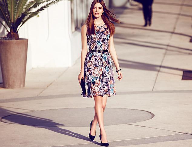 Ladylike Glam Dresses & More at MYHABIT