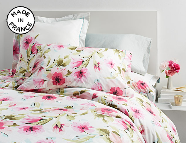 Made In France Anne de Solène Bedding at MYHABIT