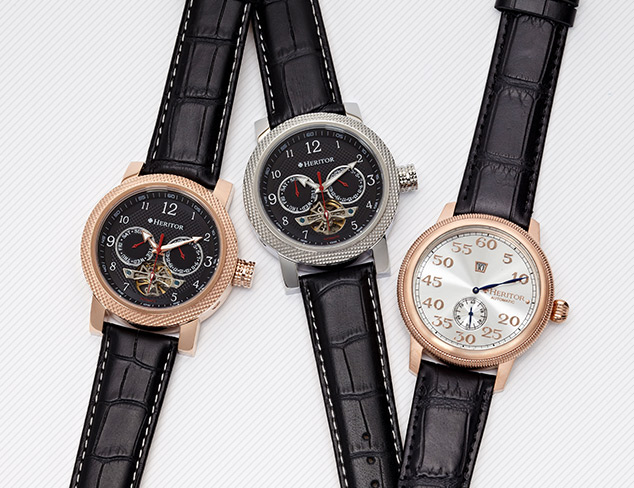 Modern Movements Watches at MYHABIT