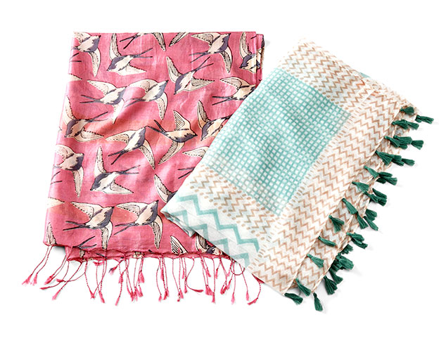 New Arrivals Micky London Scarves at MYHABIT