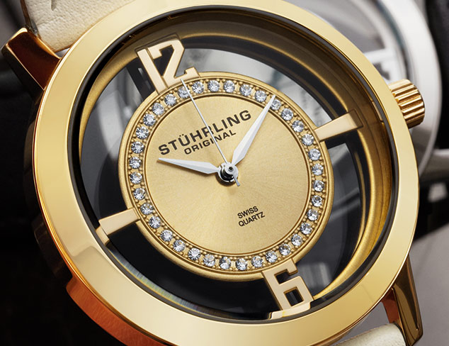 New Arrivals Stuhrling Watches at MYHABIT