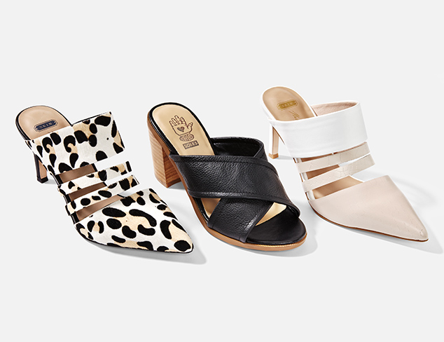 New Markdowns Shoes by Nude, Skin & Soles at MYHABIT