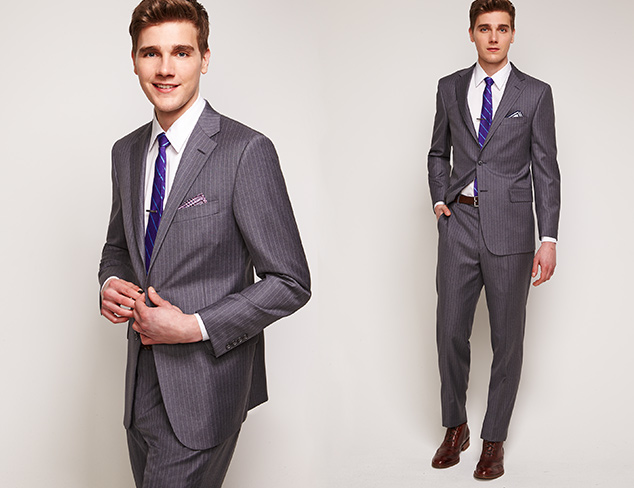 Office Essential The Grey Suit at MYHABIT