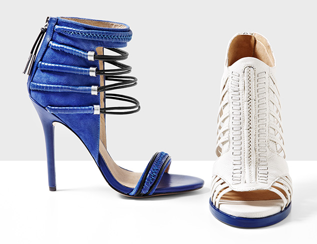 On Our Radar Modern Shoes & Bags at MYHABIT