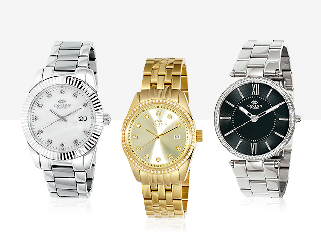 Oniss Watches at MYHABIT