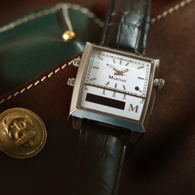 Martian Watches Passport Smart Watch
