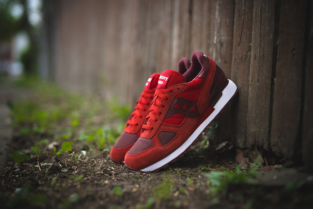 Saucony Shadow Original in Red Burgundy_2