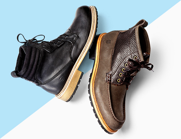 Shoes for the Great Outdoors at MYHABIT