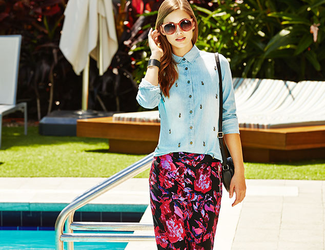 Shop by Price Clothing $49 & Under at MYHABIT