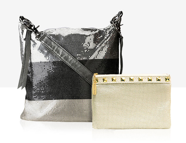 Special Occasion Bags feat. Whiting & Davis at MYHABIT